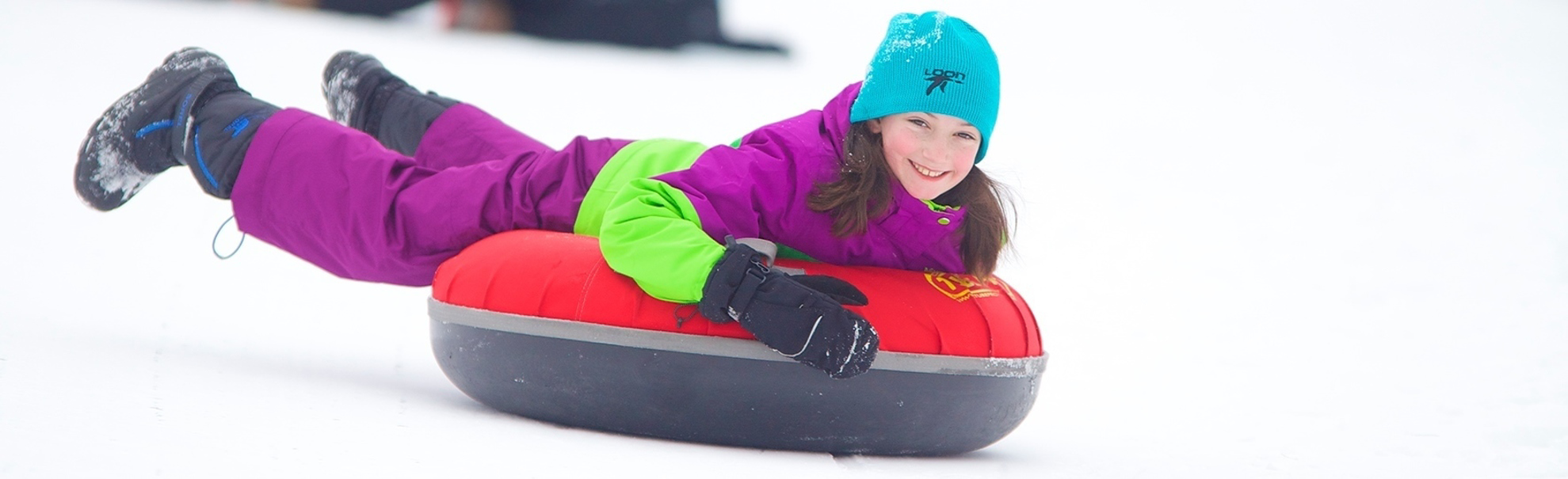 Picture of Snow Tubing